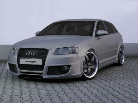 Keep the dream alive. AudiA3 by n0-regr3ts
