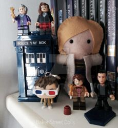 Thirteenth Doctor, Doctor Who. by BakerStreetDolls