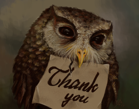 Thank You by Crateris
