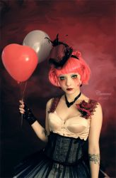 My violent heart by cunene