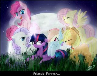 Friends forever~ by Shadowh00f