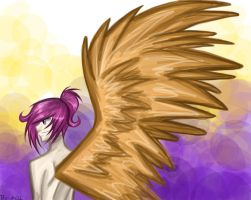 I'll fly higher than ever before by Tao-mell