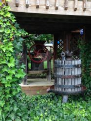 Wine Barrel by lizliadis