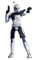 Captain Rex by ProphetofPrimes