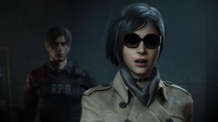 RE2 Remake Ada Wong 3 by xGamergreaserx