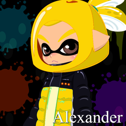 Alexander space outfit by SeantheInkling