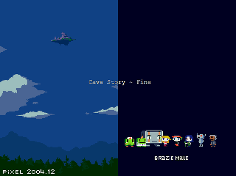Goodbye Cave Story... by GFTheplayer