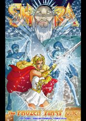 She-Ra - PDF - The Frozen First One by M3Gr1ml0ck