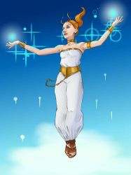 Draw Everything June - Marle by LiminalWorks