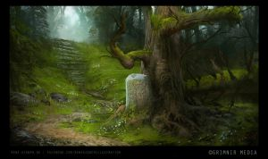 FROSTRUNEN - The Runestone by ReneAigner