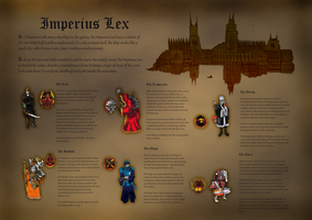 Imperius Lex Castes by orcbruto