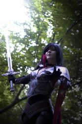 Nightraven Fiora Cosplay by Dragunova-Cosplay