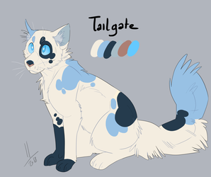 tailgate : cat version by AvaronCave