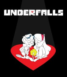 Underfalls Comic cover by toondraw