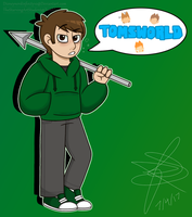 Tomsworld! Edd by Infinity-Drawings