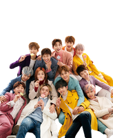 Seventeen PNG by weiting1122