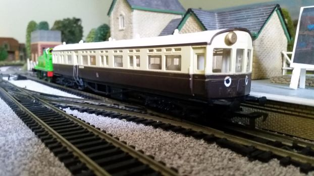 Isabel the Great Western Autocoach by 76859Thomasreturn