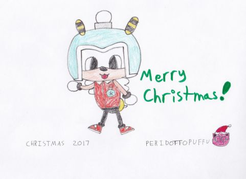 Christmas 2017 - A very Charmy Christmas! by PeridottoPuffu