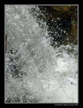 Waterfall 8 by ravynfaire