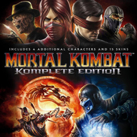 Mortal Kombat Komplete Edition icon for Obly Tile by ENIGMAXG2