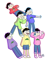 rip the matsu bros by stArchaeopteryx