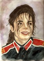 MJ - You Are My Life by mjdrawings