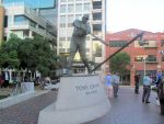 Tony Gwynn Statue 2 by BigMac1212