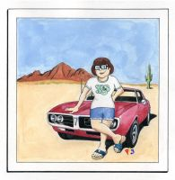 Velma's First Car by Gulliver63