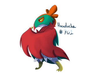 Pokedec Day 3: by TheEaglefeather