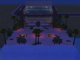 sims 2 house n. 11 p. 2 by PeaceInfinityStars