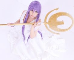 Sasha Lost Cnavas Cosplay by Zettai-Cosplay