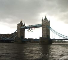 Tower Bridge 2012 by Maethorial