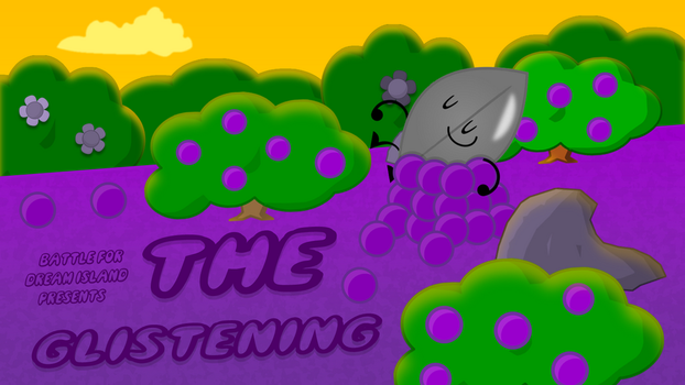 BFDI Fan-Made Title Cards - The Glistening by GatlingGroink58