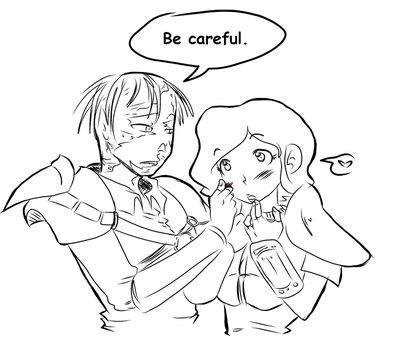 Charon: be careful by Mikkynga