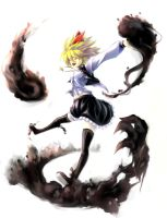 Rumia -color- by stevew