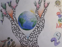 Peace Tree by mongoose167
