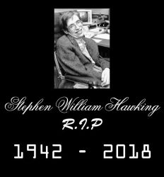 Tribute for Steven Hawkings R.I.P by kouliousis