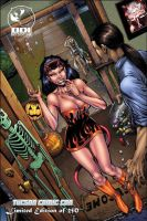 Penny For Your Soul Tucson Con Exclusive by FlashColorist