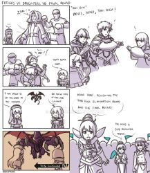 [FEH] Fathers vs Daughters VG Final Round by Rukotaro