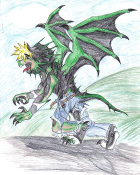 Transryu Contest entry 1 by Ageaus
