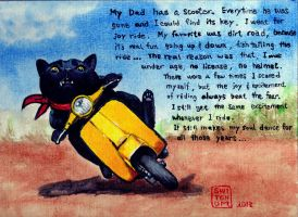 Joy of Riding by Switchum