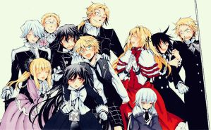Unbirthday - Pandora Hearts by jeanna-dennis
