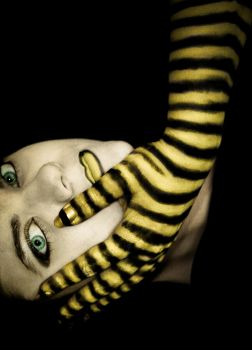Black and Yellow by waves-of-illusion