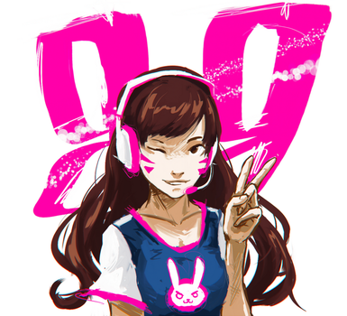 [Overwatch] gg by ProtoRC