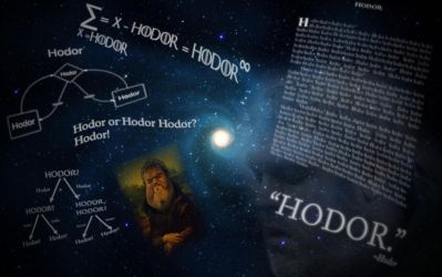Inside Hodor's Mind by Radioactive-cherry