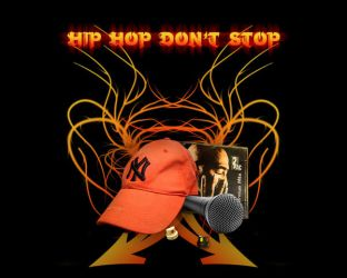 Hip-Hop don't stop by re-pip
