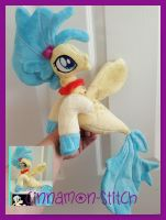 mlp Movie Plushie Princess Skystar AVAILABLE TODAY by CINNAMON-STITCH