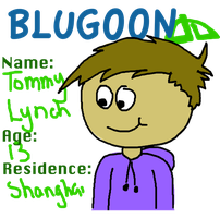 New DA ID by blugoon