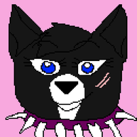 Carrine headshot pixel by ShadowTheLeader