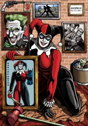 Harley Quinn Moments by leandro-sf